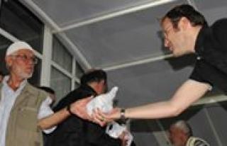 Kadir Gecesinde Kandil Simitleri Karaman Belediyesi'nden