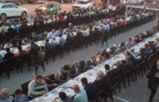 Sariveliler Belediyesi'nden 2 Bin Kisiye Iftar