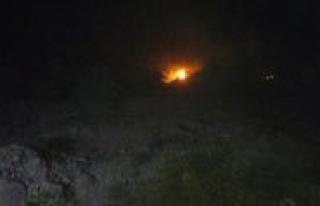 Yakit Yüklü Tanker Uçuruma Yuvarlandi: 1 Ölü