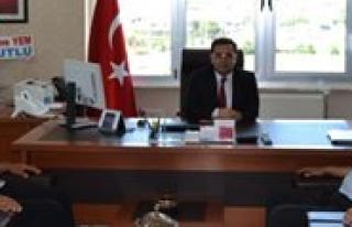 Kâzimkarabekir Belediye Baskani Il Müdürü Findik'i...