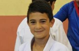 Karamanli Judocuya TOHM'dan Davet