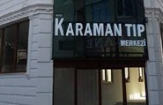 Karaman Tip Merkezi Açiliyor