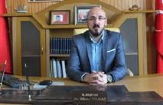 MHP Il Baskani Yilmaz: Partimizin Hakliligi Aci Bir...