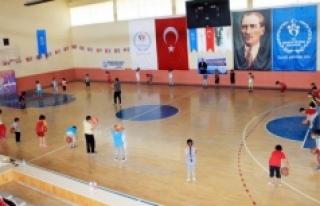 Pota'nın Yıldızları Yaz Spor Okullarında Yetişiyor