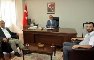 RTÜK Başkanından Vali Tapsız'a Nezaket Ziyareti