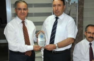 Garnizon Komutanı Jandarma Kıdemli Albay Mustafa...