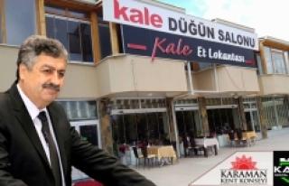 Kale Sosyal Tesisleri Evlenecek Çiftlerden Salon...