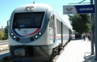 Karaman-Konya Arasındaki Tren Seferleri Neden Başlamıyor?