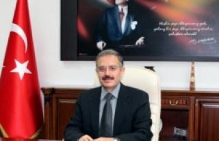 KMÜ Rektörü Prof. Dr. Sabri Gökmen'in 30 Ağustos...