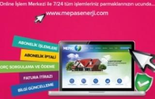MEPAŞ Online İşlem Merkezini Hizmete Açtı
