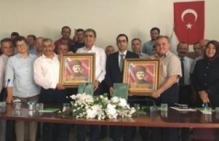 Milletvekilleri Şeker Ve Konuk Kazımkarabekir'deydi