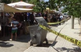 Pazarcılar Arasında Silahlı Kavga: 1 Ölü, 1 Yaralı