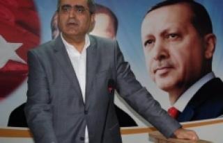 """Recep Konuk: """"Dünya Döndükçe var ol AK Parti"""""""