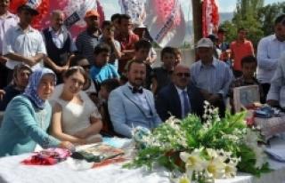 Sarıveliler Belediye Başkanı Hayri Samur'un Mutlu...
