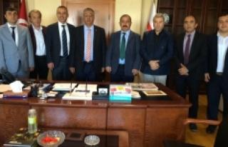 AYD'den RTÜK Başkanı Yerlikaya'ya Ziyaret
