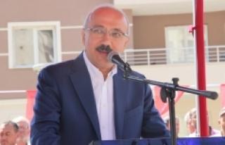 """Bakan Elvan: """"Ahmet Budak'ı Şehit Eden Hainler,..."""