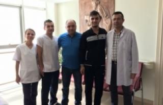 Karaman Devlet Hastanesinde Yeniden Hayata Döndü