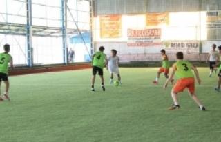 Karaman'da Nike Halı Saha Ligi Heyecanı Yaşanacak