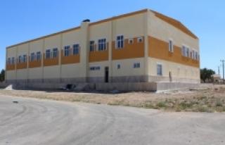 Kazımkarabekir İlçe Spor Salonu Yeni Yüzüyle...