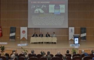 KMÜ, Türk Dil Bayramı Kutlamalarına Ev Sahipliği...