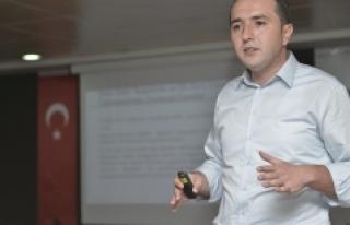 KMÜ'de Hizmet İçi Eğitim Sona Erdi
