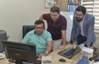 KMÜ'lü Öğretim Üyelerinin Yurtdışı Projesi...