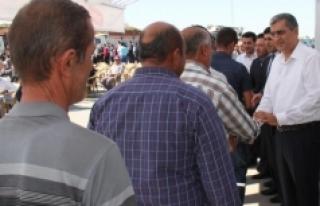 Konya Şeker Önce Bayramlaştı, Sonra Pancar Alım...