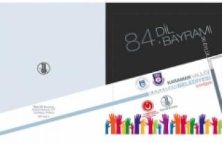 Türk Dil Bayramı Kutlamaları Karaman' Da Başlıyor