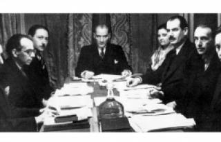 Türk Dili Kurultayı 84. Yıl Etkinliği Karaman'da...
