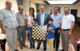 Türkiye Satranç Federasyonu Karaman İl Temsilciliğinden...