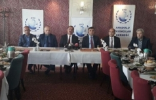 2. Anadolu Medya Ödülleri Basın toplantısı ile...