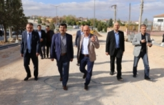 AK Parti Genel Merkez Yerel Yönetimler Başkan Yardımcısı...