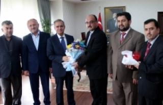 Camiler Ve Din Görevlileri Haftası Kutlamaları...