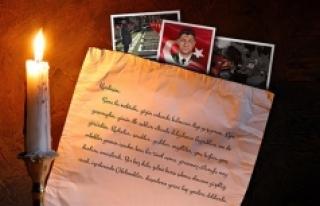 Gençlerden, 15 Temmuz Şehitlerine Mektup Yarışması