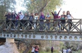 Gençlik Merkezi Üyeleri Aksaray'ı Gezme Fırsatı...