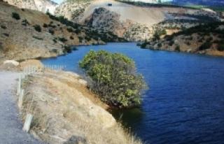 HES Barajının Kıyısında Fetö'ye Ait Cd...