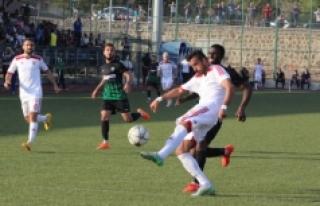 Karaman Belediyespor Son Dakikada 1 Puana Ulaştı