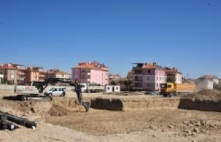 Karaman Belediyesi 24 Derslikli Okul İnşaatına...