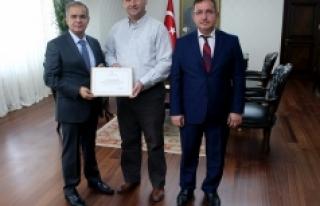Karaman KÜSİ İl Çalışma Grubu Ödüle Layık...