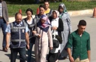 Karaman'da Fetö'den Gözaltına Alınan 3...