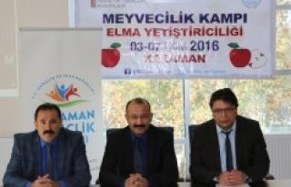 Karaman'da Bilinçli Genç Çiftçiler Yetişecek