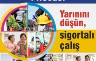 "Karaman'da Kayıt Dışı İstihdam ""Zaman Kumbarası""..."