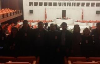 KMÜ, Karabekir MYO Öğrencilerinden Sağlık Bakanlığı...