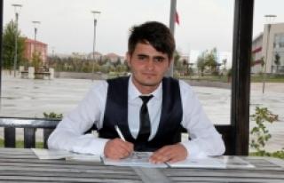 KMÜ, Öğrenci Toplulukları Konseyi Başkanını...