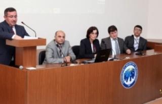 KMÜ'de Ürün Güvenliği Konferansı Düzenlendi