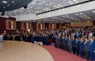 Uluslararası IV. KOP Bölgesel Kalkınma Sempozyumu...