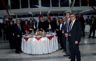Vali Süleyman Tapsız Cumhuriyet Resepsiyonu Verdi