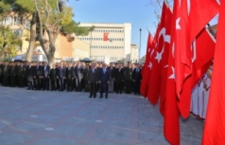 Atatürk Vefatının 78. Yılında Karaman'da Saygıyla...
