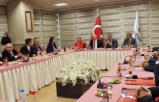 Basın Yayın ve Enformasyon İl Müdürleri Ankara'da...