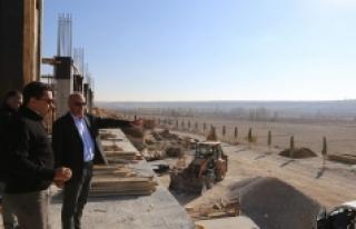 """Başkan Çalışkan: """"Seyir Terasları Karaman'ın..."""